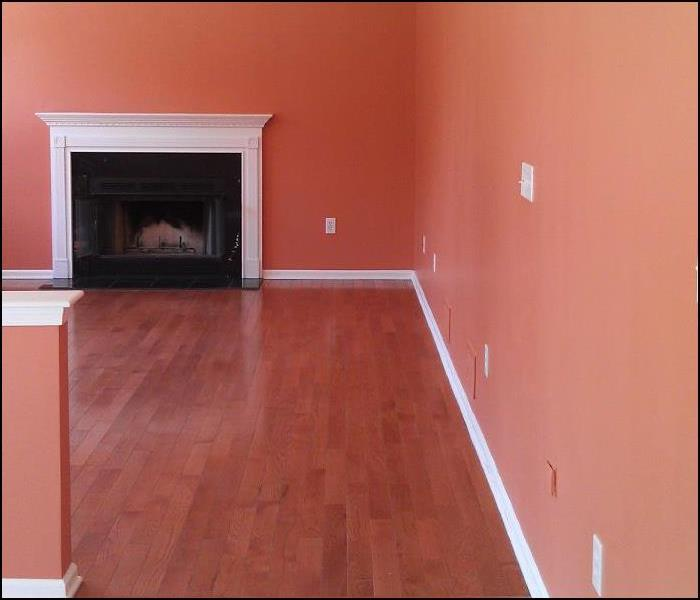 Ash/Smoke/Soot Cleanup Restoration of Floors and Walls, in Wayne, NJ After