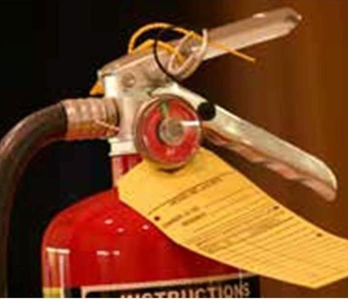 Fire Damage Fire Damage: Portable Fire Extinguishers